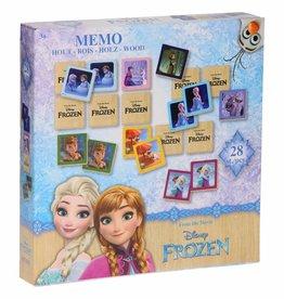 Frozen Houten Memo Frozen