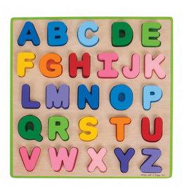 Bigjigs Alfabet puzzel