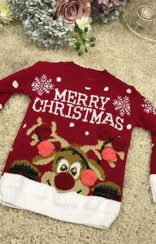 Kersttrui Voor Kinderen.Kersttrui Kinderen De Leukste Truien Voor Jongens En Meisjes