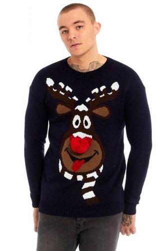 Kersttrui Rudolph Heren (Maat S & M)