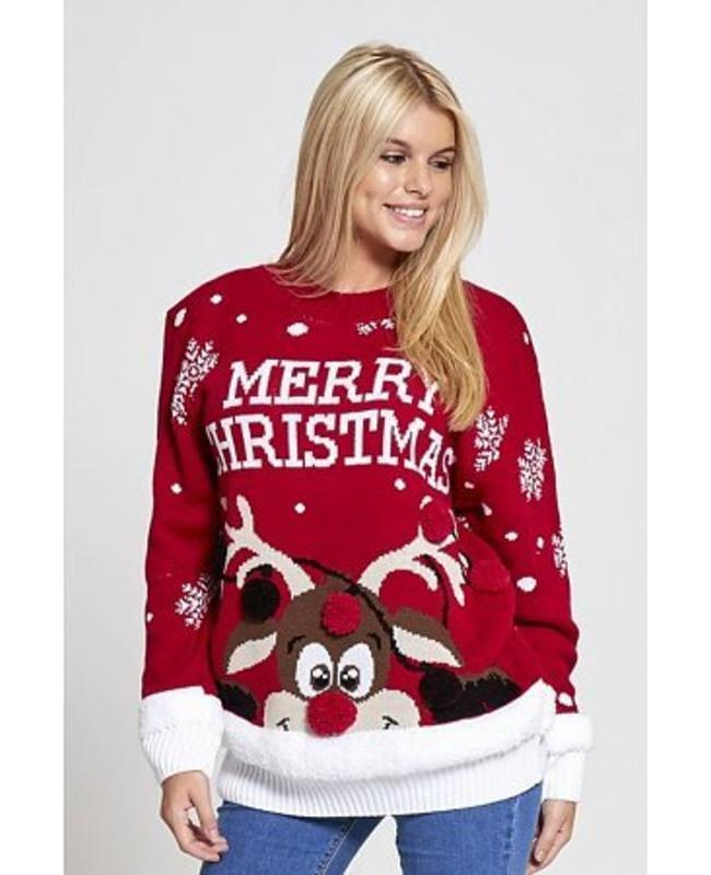Foute Kersttrui Wehkamp.Een Kersttrui Dames Bestel Je Bij Ons Morgen Thuis Bezorgd