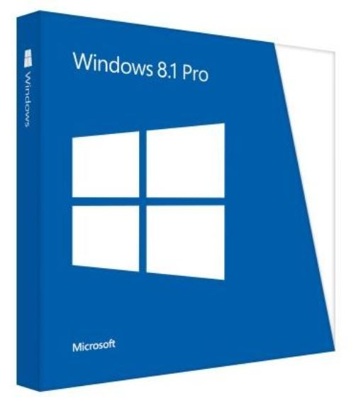 Microsoft Windows 8.1 Professional - Taal:  Alle talen - Conditie: Used