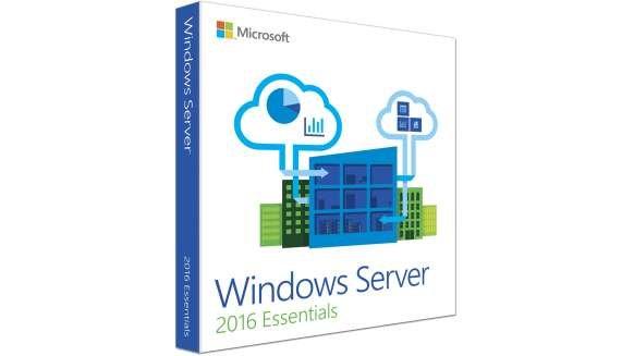 Microsoft Windows Server 2016 Essentials - Taal: Nederlands