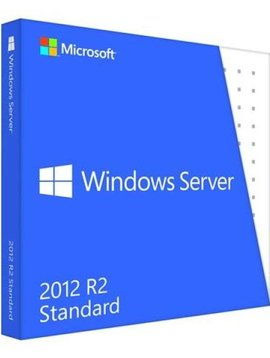 Microsoft Windows Server 2012 R2 Standard - Taal: Engels