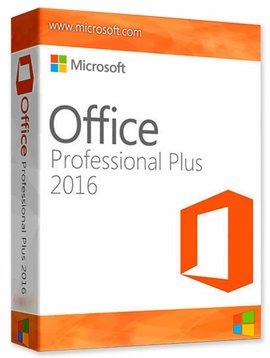 Microsoft Office Professional Plus 2016: Taal: Alle talen