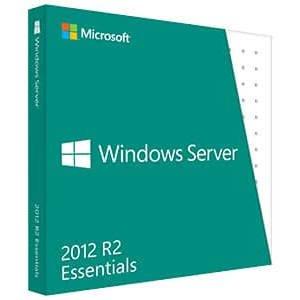Microsoft Windows Server 2012 R2 Essentials 64 bit English