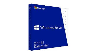 Microsoft Windows Server Datacenter 2012 R2  - Taal: Engels - Conditie: Used