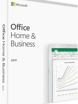 Microsoft Office 2019 Home & Business - Nederlands