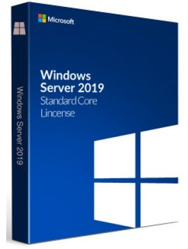 Microsoft Windows Server Standard 2019 - Taal: Nederlands