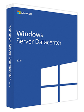 Microsoft Windows Server Datacenter 2019  - Taal: Engels