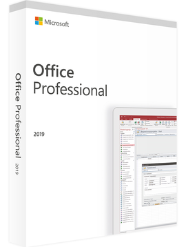 Microsoft Office Professional 2019 - Taal: Nederlands