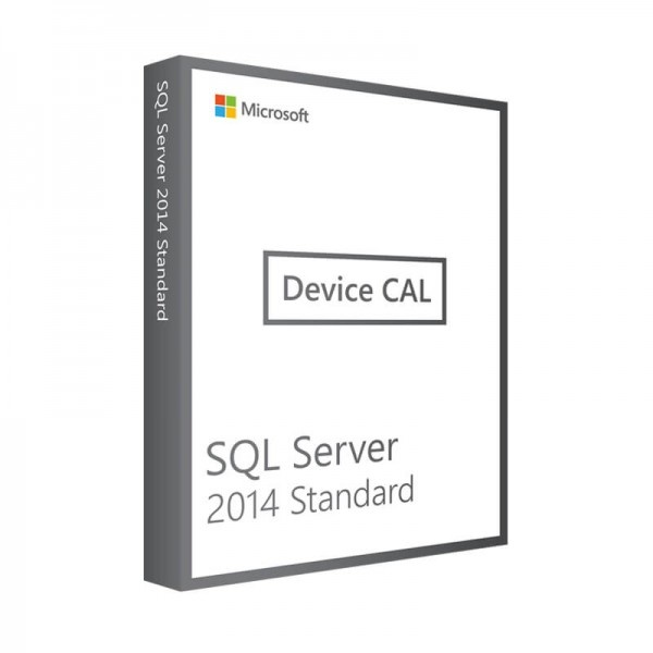 Microsoft SQL Server 2014 Device CAL - Microsoft Open License