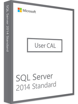 Microsoft SQL Server 2014 User CAL - Volume Licentie