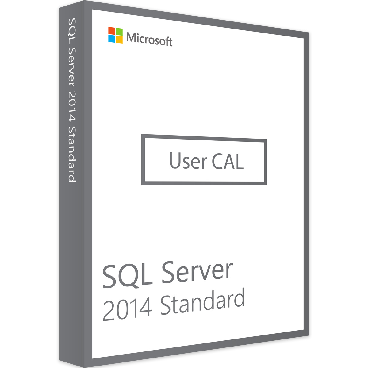 Microsoft SQL Server 2014 User CAL - Microsoft Open License