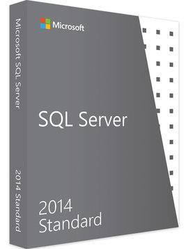 Microsoft SQL Server 2014 Standard - Volume Licentie