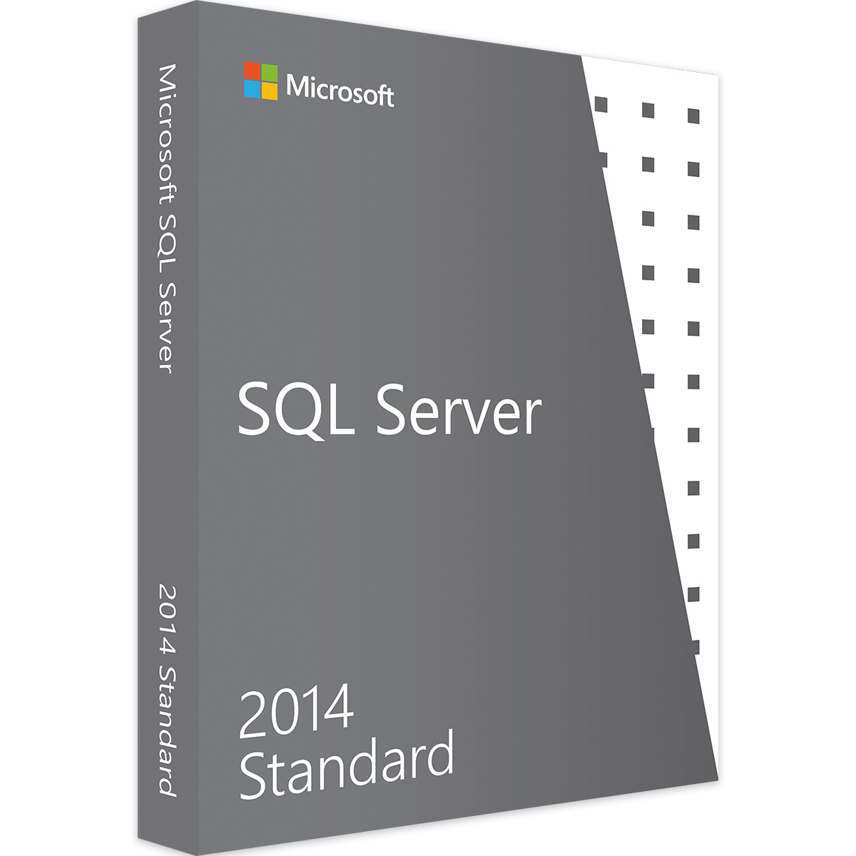 Microsoft SQL Server 2014 Standard - Microsoft Open License