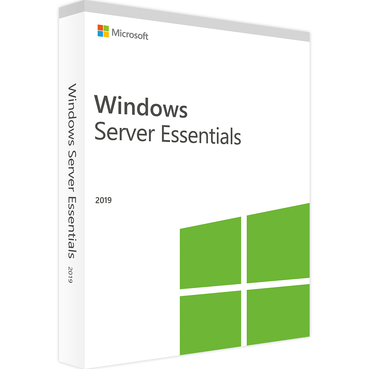 Microsoft Microsoft Windows server 2019 Essentials - Taal: Engels