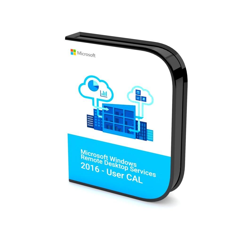 Microsoft Microsoft Remote Desktop Services Device CAL 2016 - Used