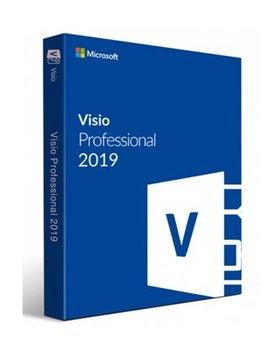 Microsoft Visio Professional 2019 -  Alle Talen