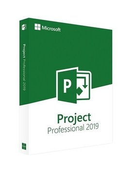 Microsoft Project Professional 2019 - Taal: Alle Talen