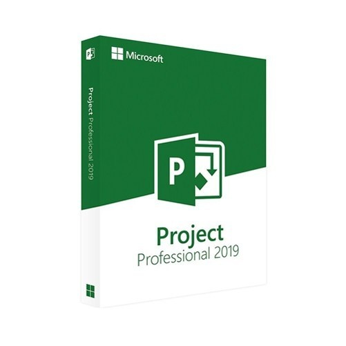Microsoft Microsoft Project Professional 2019 - Taal: Alle Talen - Conditie: Used
