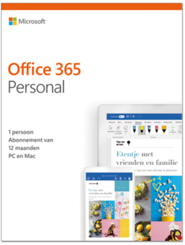 Micosoft Micosoft Microsoft Office 365 Personal - All Languages - 32/64-bit