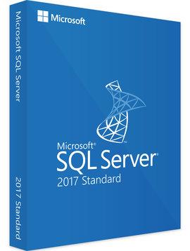 Microsoft SQL Server 2017 Standard - Retail Licentie