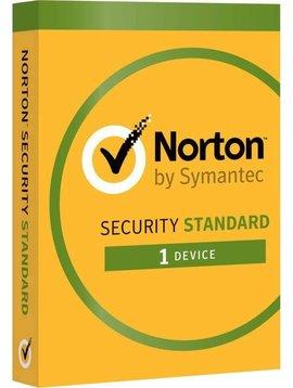 Norton Norton Security Standard 1-Apparaat 1 Jaar