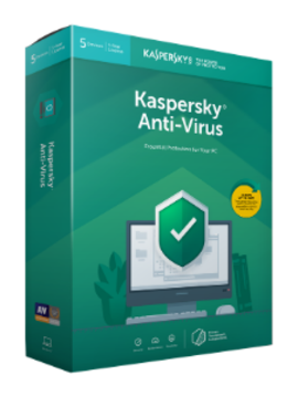 Kaperski Kaspersky Anti-virus