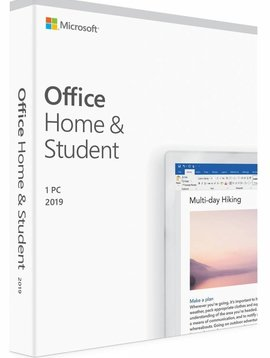 Microsoft Office 2019 Home & Student - Nederlands