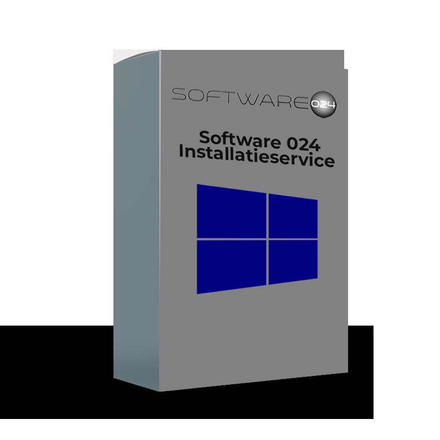 Software024 Installatieservice - Hulp bij installatie