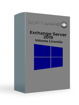 Microsoft Exchange Server 2019 Standard - Volume Licentie