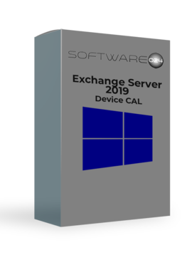 Microsoft Exchange Server Device CAL 2019 Standard - Volume Licentie
