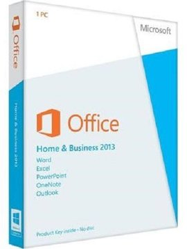 Microsoft Office 2013 Home & Business Alle Talen