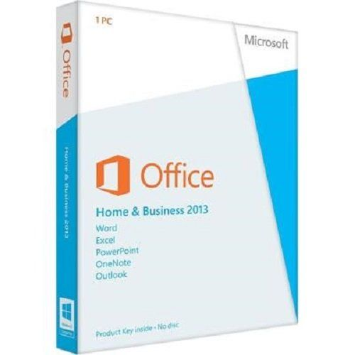 Microsoft Office 2013 Home & Business Alle Talen - Conditie: Used