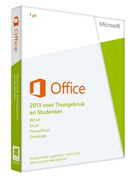 Microsoft Office 2013 Home & Student Alle Talen