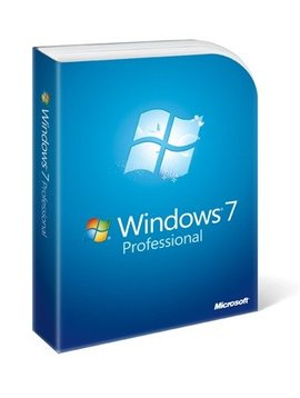 Microsoft Windows 7 Professional: Taal: Engels