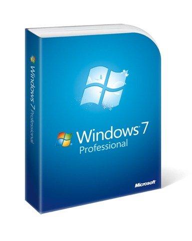 Microsoft Windows 7 Professional: Taal: Engels