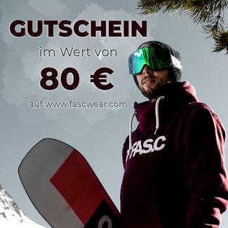 Voucher 80 €