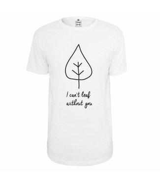 eDoggo Can`t Leaf T-Shirt