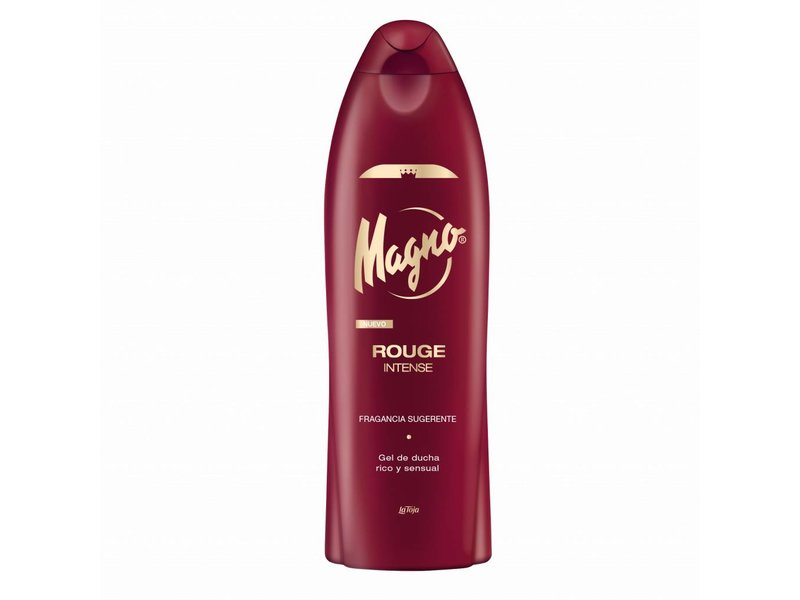 Magno Rouge Intense Gel de Ducha 550ml