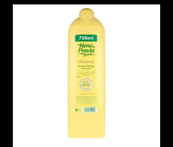 Heno de Pravia Original Douche gel 650 ml +100ml