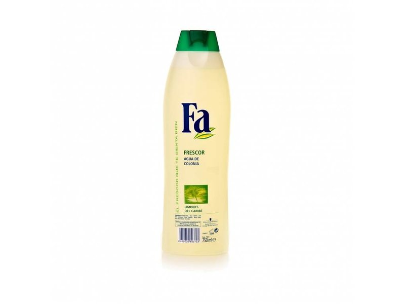 Fa FRESCOR Limones del Caribe Colonia 750 ml