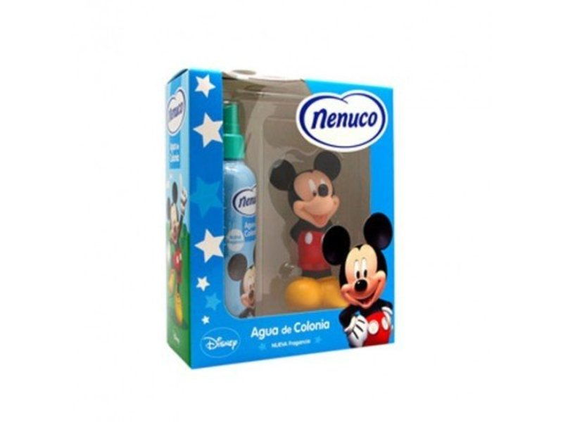 Nenuco Mickey Mouse Agua de Colonia Cadeau Set