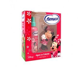Nenuco Minnie Mouse Agua de Colonia Cadeau Set