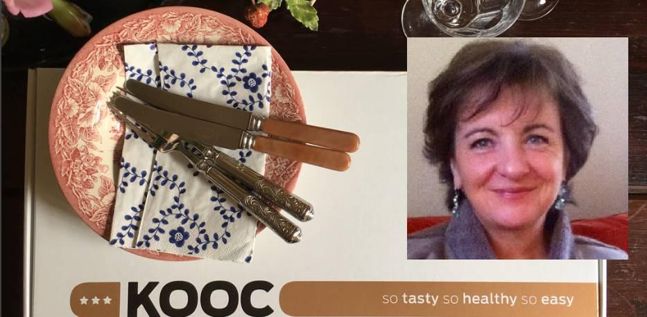 Happy KOOCie: Caroline Breukink