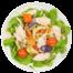 Salade met makreel, fusilli en venkel