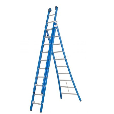 DAS products DAS products atlas blue 3-delig 3x10 reformladder blue