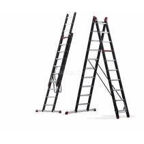 Mounter 2-delig 2 x 10 treden