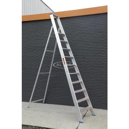 Solide  Solide enkele professionele trapladder model PT 10